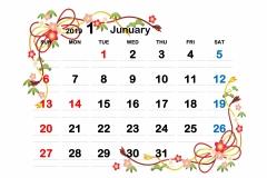 2019季節イラストカレンダー2-1のコピー
