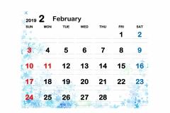 2019季節イラストカレンダー2-2のコピー