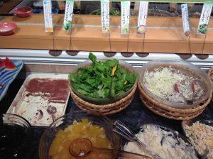 ブロンコビリー 野菜