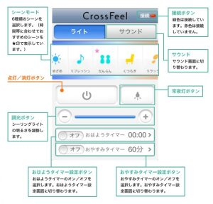 crossfeel