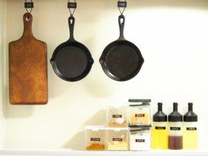 ラベル,素材,調味料,統一,モノトーン,おしゃれ,キッチン,無料