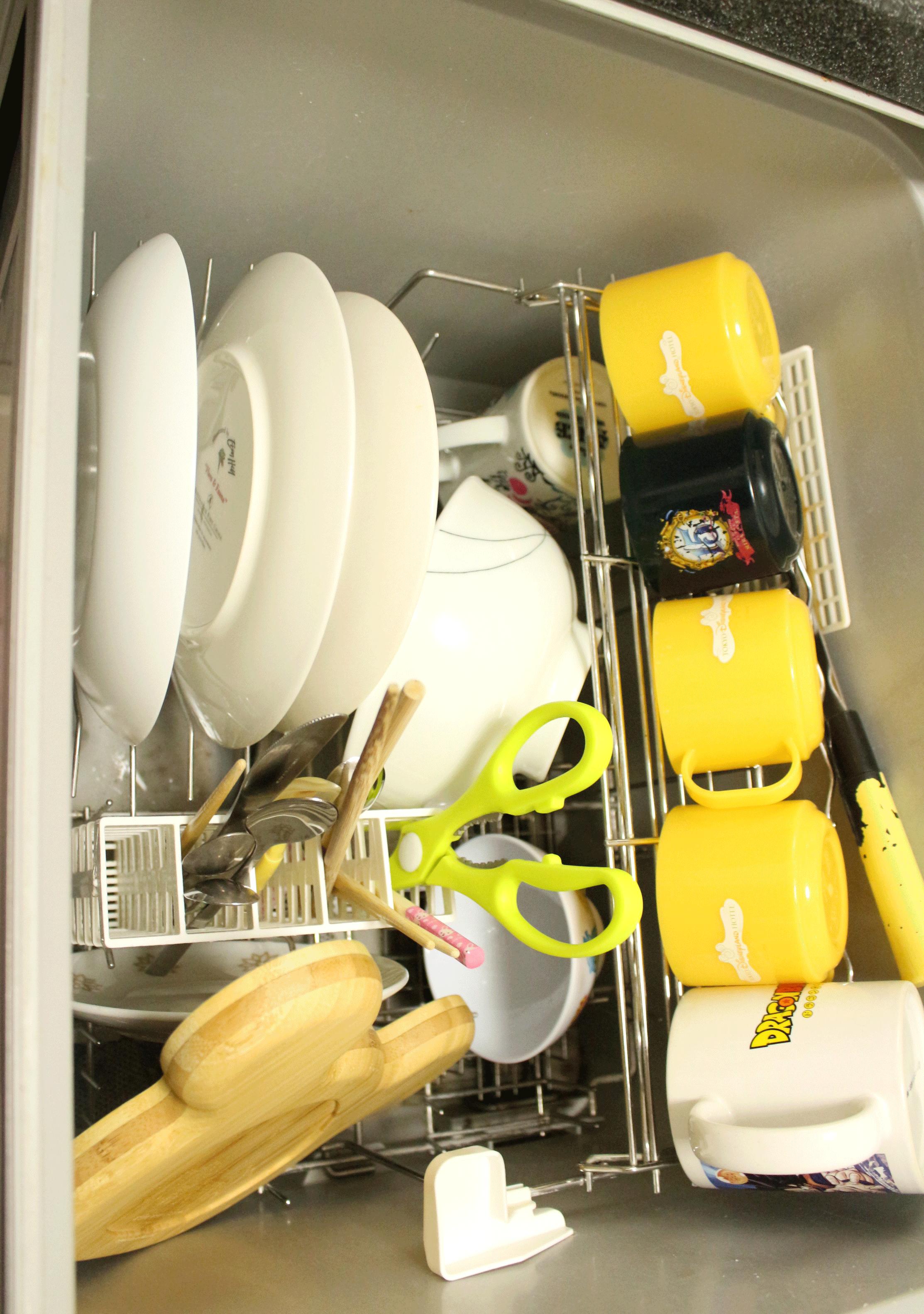 ハーマン,食洗器,使用水量,節水,ビルトイン