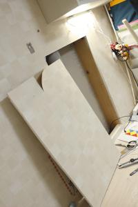 方法,壁,ニッチ,スペース,簡単,作り方