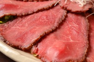 お肉,写真,大容量,美味しい,ローストビーフ,コストコ,costco