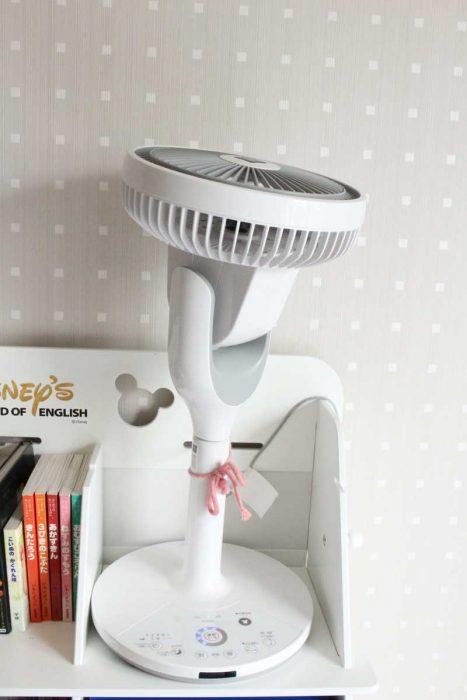 シャープ,sharp,プラズマクラスター,扇風機,消臭機能,3D