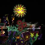 エレクトリカルパレード,ディズニーランド,35周年,画像,夜