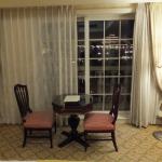 ディズニーランドホテル,一室,アルコーヴルーム