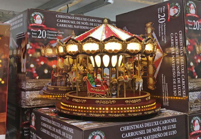 ,コストコ,価格,値段,クリスマスツリー,音が出る,