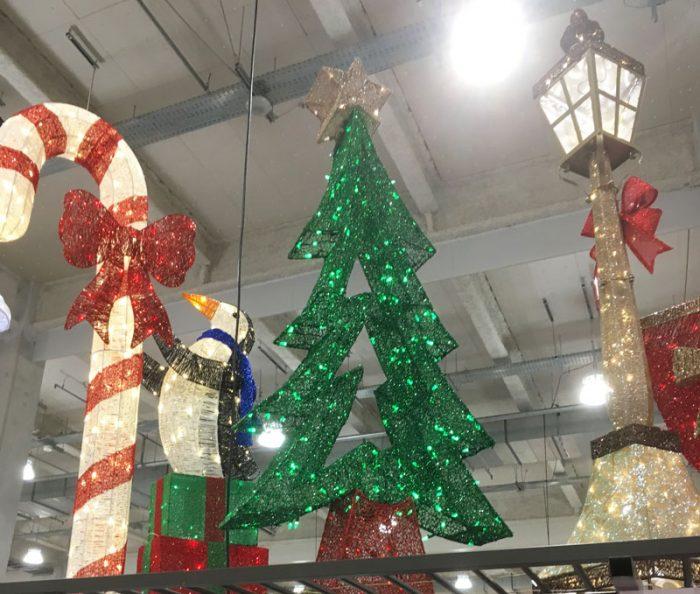 コストコ,クリスマスツリー,値段,電飾,かわいい,大きい,リーズナブル
