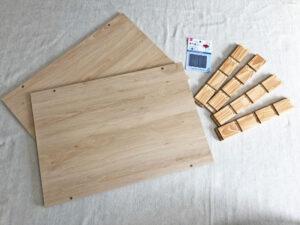 棚板,DIY,ちゃぶ台,DIY,簡単,ブラック&デッカー,
