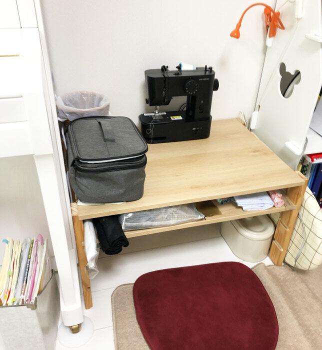 DIY,作業台,ブラック&デッカー,口コミ,ちゃぶ台,DIY,簡単