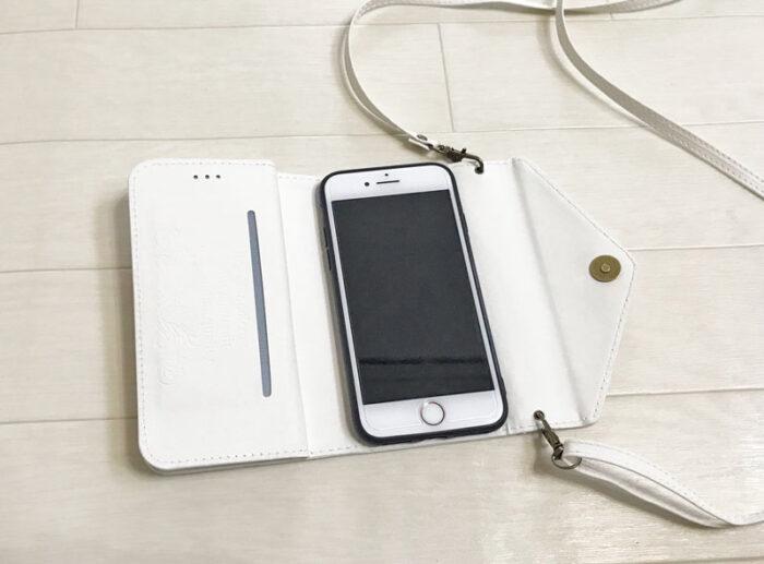 スマホケース,手帳型,主婦,お財布,一体,便利,安い,iPhone