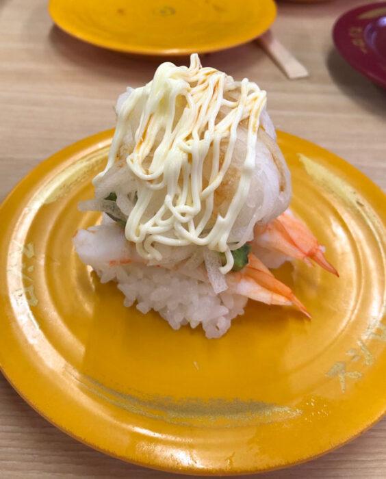 寿司,スシロー,すし,はまち,えびアボカド,味,おいしい,安い,お得