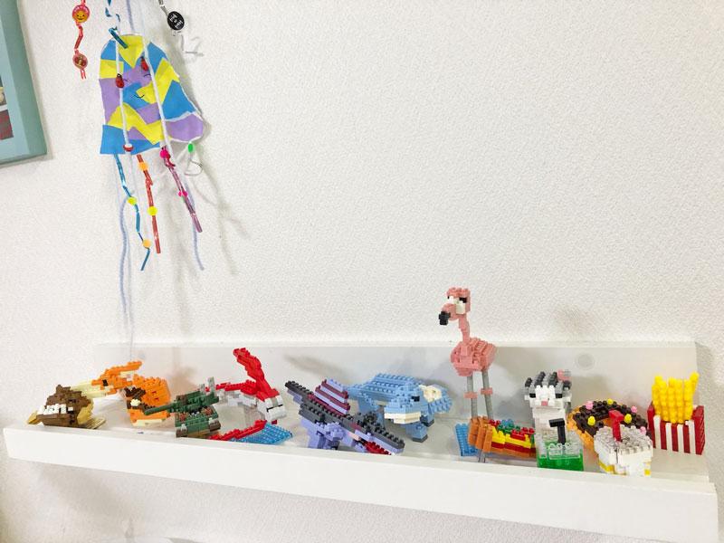 PUTITBLOCK,プチブロック,ダイソー,DAISO,100円,均一,100均,知育,おもちゃ,クオリティ