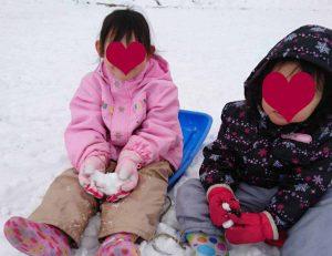 雪国 そり 無料モノトーンラベル ダウンロード サイト