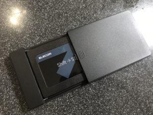 VAIO,VPCL138,換装,SSD,速く,古い,パソコン