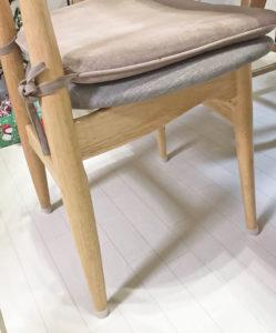 椅子,イス,脚,キャップ,100均,ダイソー,プチプラ,おしゃれ
